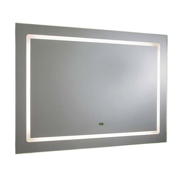 Led Landscape Bathroom Mirror