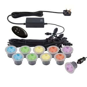 kitchen lighting walkover kit