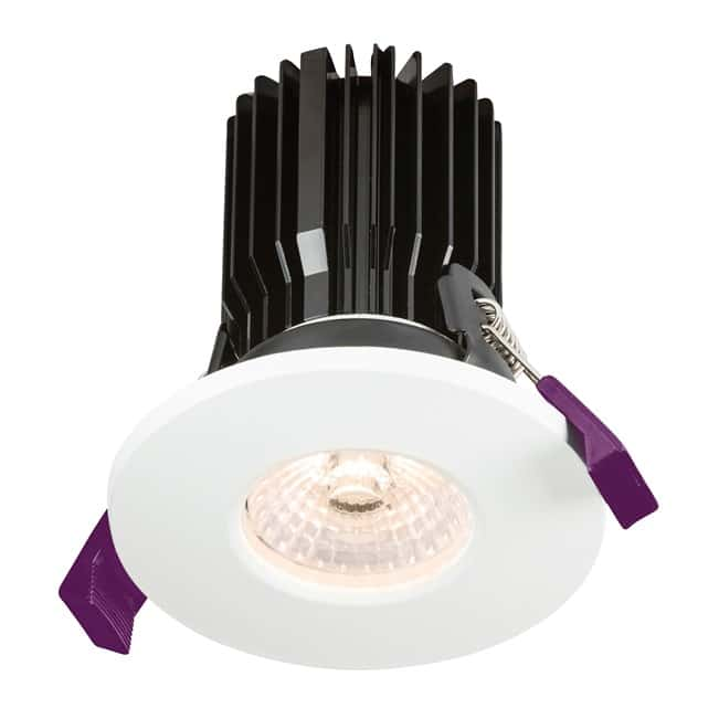 IP65 LED 8W FIRE-RATED DIMMABLE COLOUR TEMPERATURE ADJUSTABLE
