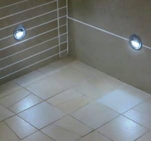 Bathroom Plinth & Walkover LED Lighting