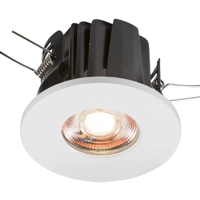 IP65 8W LED FIRE-RATED DIMMABLE DOWNLIGHT