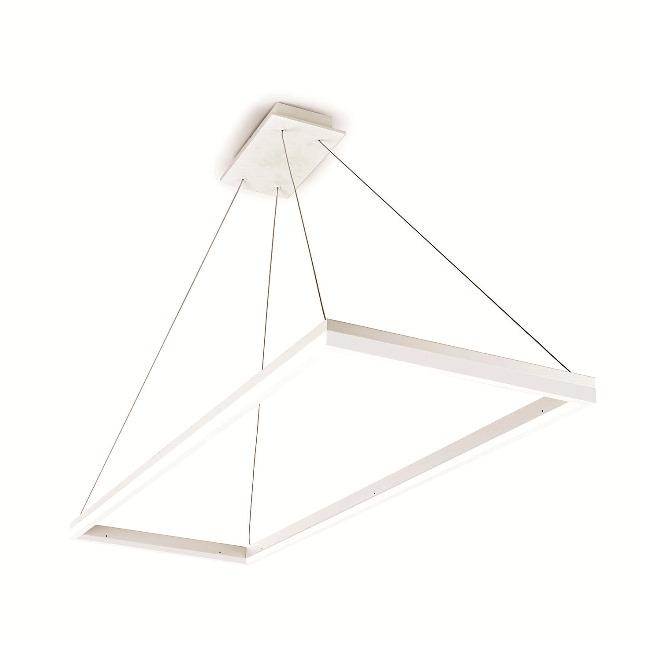 Circ Rectangular LED Pendant | TLW | The Lightworks