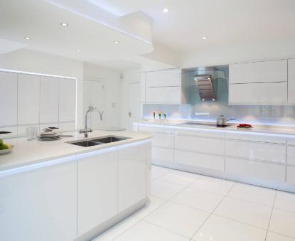 Led lighting for Kitchens | TLW | The Lightworks