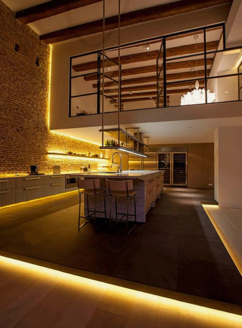 Think outside the box with your lighting design