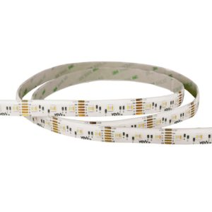 RGB CCT LED tape to produce continuous lighting