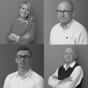 Meet the new members of our team!