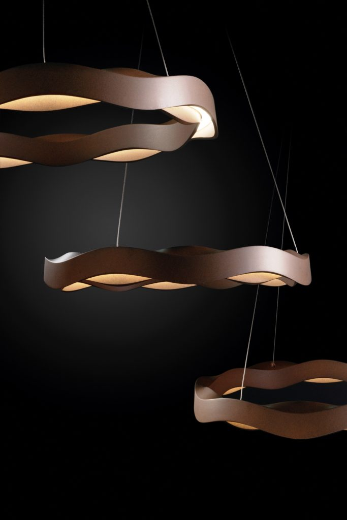 Hello pendant light from TLW