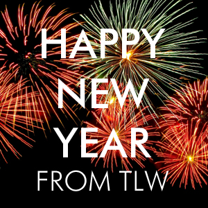Happy New Year from everyone at TLW