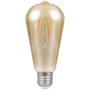 Filament lamp from TLW - Pear shaped