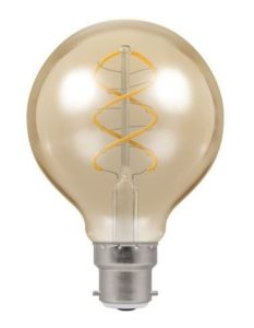 Filament lamp from TLW - Round