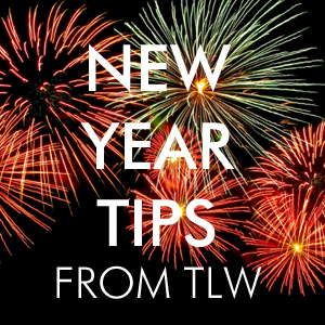 New year lighting tips from TLW