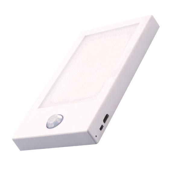 Bloc Rechargeable PIR Panel Light
