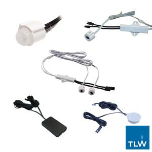 TLW's range of VEW sensors