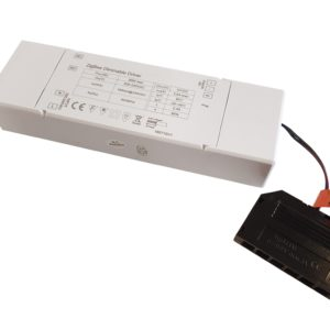 12V LED Smart Driver 30W and 50W with 6-port micro plug connector